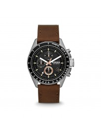 Fossil Grant Analog Black Dial Men's Watch - ME3102