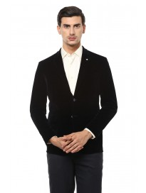 Men's Solid Slim Fit Blazer