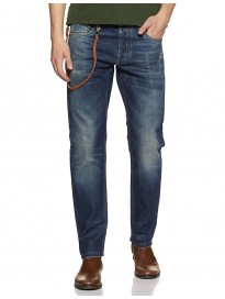 Jack & Jones Men's Mike Relaxed fit Jeans