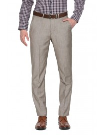 Men's Slim Fit Formal Trousers