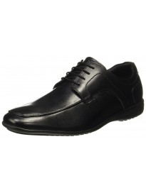 Hush Puppies Men City Bounce-Lace Up Leather Formal Shoes