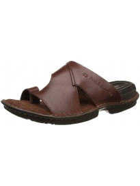 Hush Puppies Men New Decent Toe Ring Leather Hawaii Thong Sandals