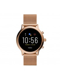 Fossil Gen 5 Julianna Touchscreen Smartwatch with Speaker, Heart Rate, GPS and Smartphone Notifications- FTW6062