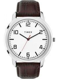 Timex Analog Off-White Dial Unisex Watch - TW2P84500AA