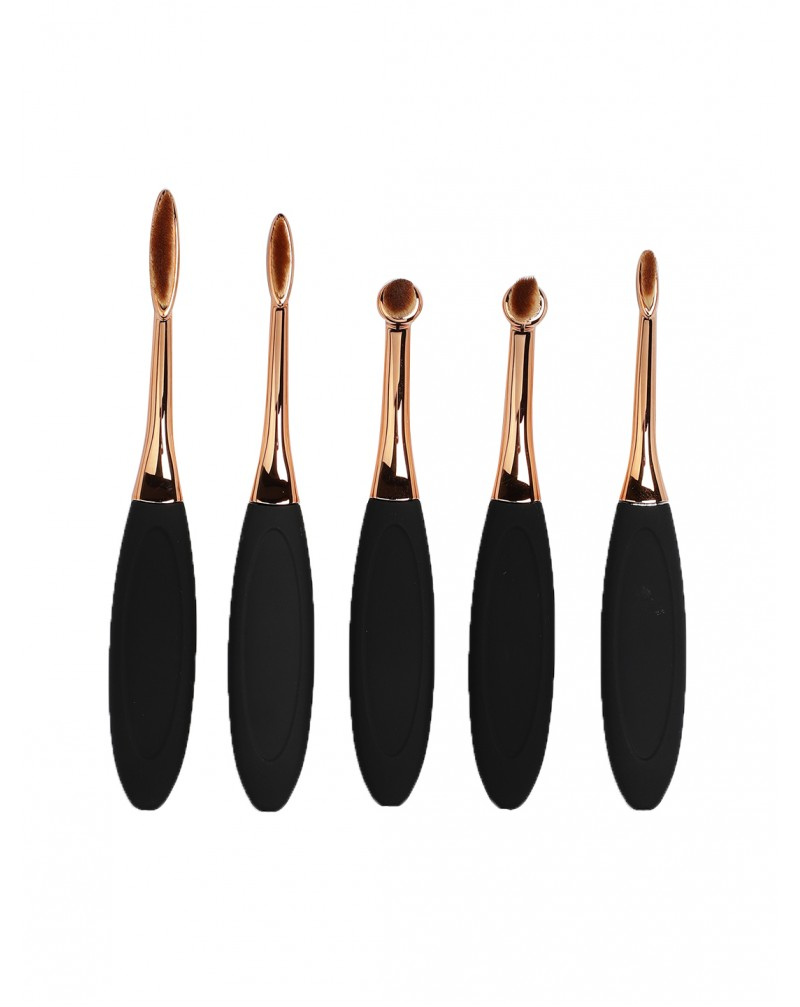Women's Oval All Eyes On You Makeup Brush Set