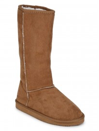 TRUFFLE COLLECTION Women's C751 Brown Suede Boots