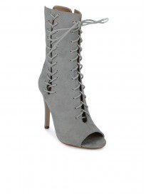 Women's Solid Heeled Boots