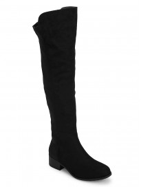 Truffle Collection Women's TJAC32 Black Suede Boots