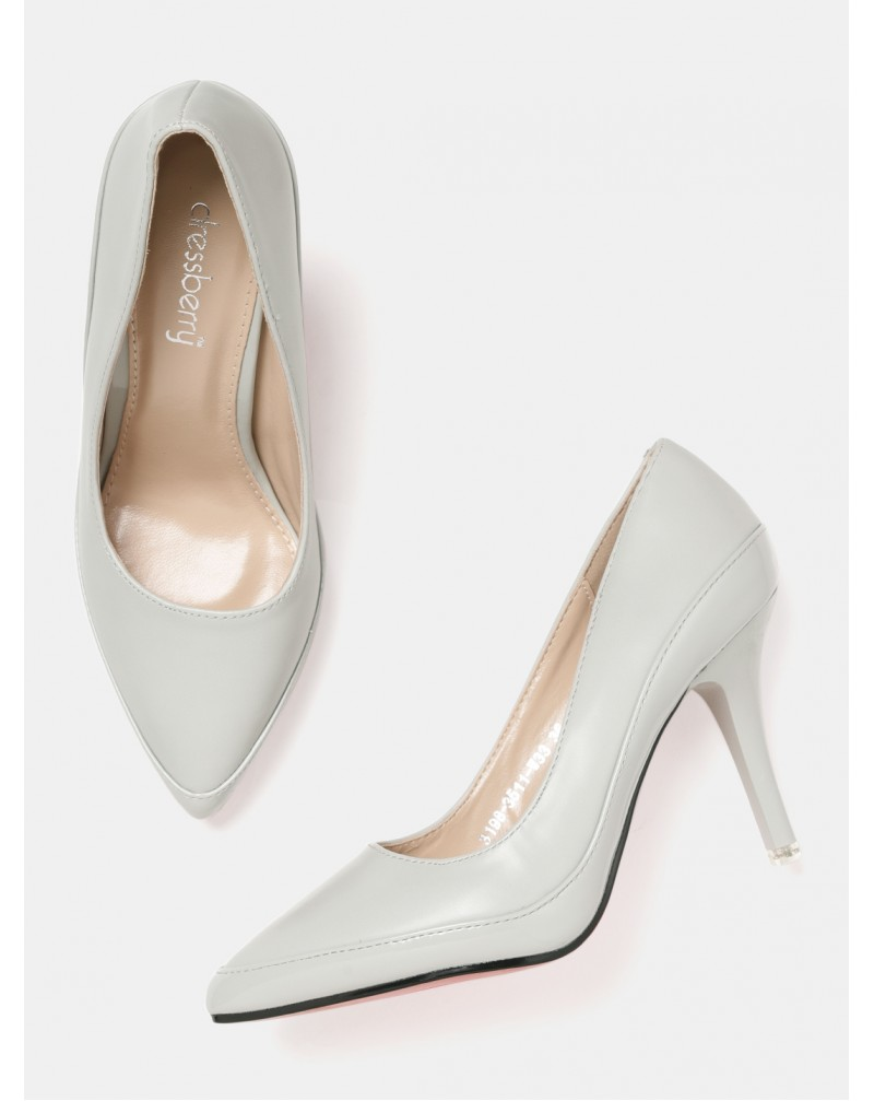 Women's Solid Pumps