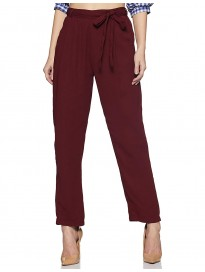 Marie Claire Women's Straight Fit Pants