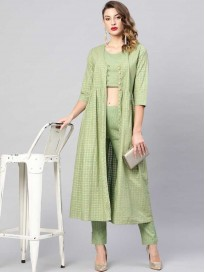 Aks  Women Top and Pant Pure Cotton