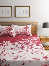 Polycotton Reversible Double Bed Cover