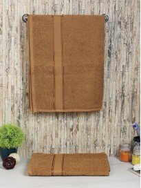 Set of 2 Cotton 500 GSM Towels