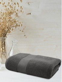 Solid 600 GSM Cotton Bath Towel