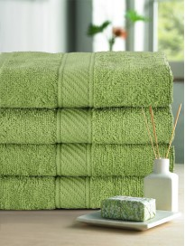 Set of 4 400 GSM Cotton Hand Towels