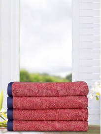 Set of 4 450 GSM Cotton Hand Towels