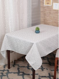 Geometric Rectangular Table Cover