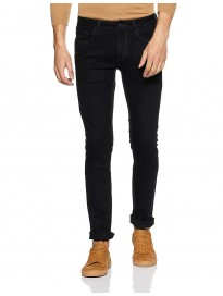 Flying Machine Men's Tapered Fit Stretchable Jeans