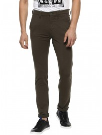 Mufti Men's Relaxed Fit Casual Trousers
