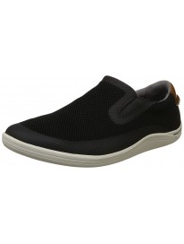 Clarks Men's Mapped Step Leather Casual Sneakers