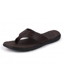 Hush Puppies Men's Leather Outdoor Slippers