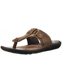 Hush Puppies Men's Harlet Thong Leather Hawaii Thong Sandals