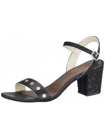 Carlton London Women's mid Heel Fashion Sandals
