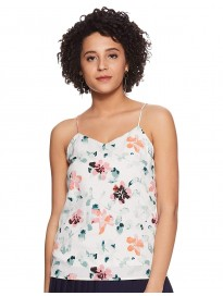 Marie Claire Women's Floral Regular fit Top
