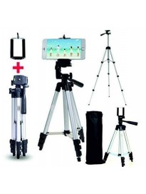 Tripod Stand Holder for Mobile Phones & Camera