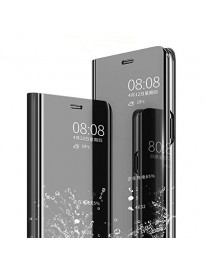 Semi Clear View Smart Cover Phone