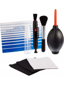 Cleaning Kit for DSLR Cameras and Sensitive Electronics