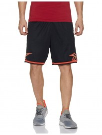 Reebok Men's Straight fit Synthetic Shorts