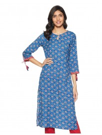 Global Desi Women's Straight Kurta