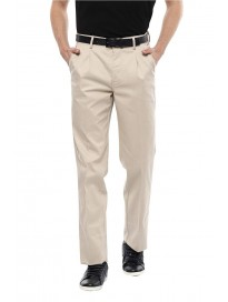 Allen Solly Men's Relaxed Fit Casual Trousers
