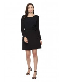 Allen Solly Synthetic a-line Dress