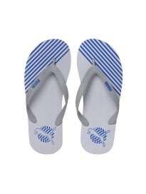 Puma Unisex's Gear V1 Idp Quarry-Royal Blue Flip-Flops