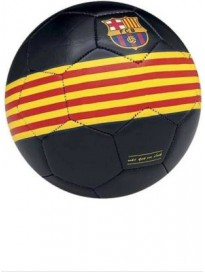 Football - Size: 5  (Pack of 1, Black)